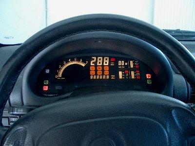 Vectra 2000 Interior el Vectra 2000 en Alemania